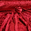 Thumbnail: The Cupid: Red Crushed Velvet Victory Mask