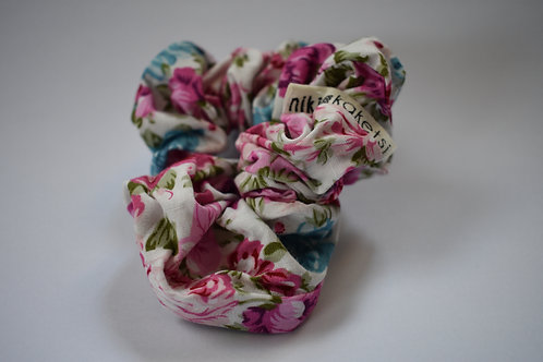 Scrunchie ''Floral''