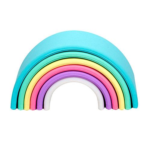 Dena My First Rainbow 6 pieces - Pastel