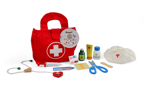 Doctor kit in a bag