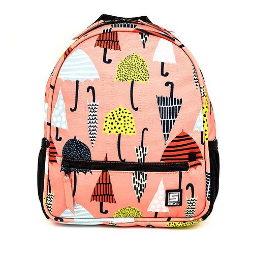 Pre-school backpack - Rain of Umbrellas