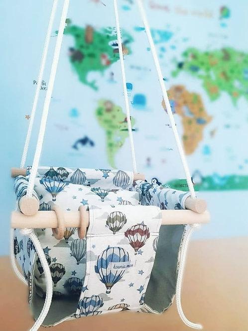 Baby Swing-Hot Air Balloon