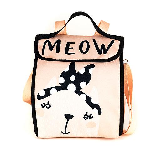 Picnic bag - Pin Up Cat