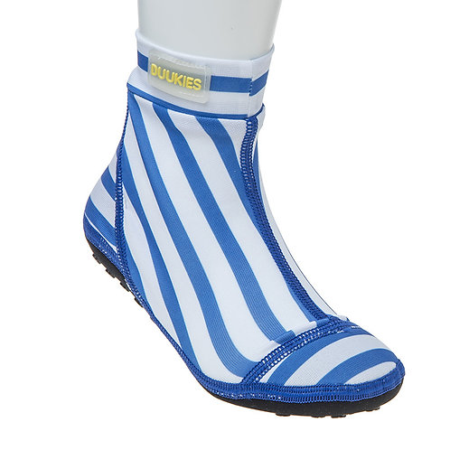 Duukies Beachsocks- Blue Stripes