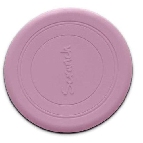 Scrunch Frisbee-Dusty Rose