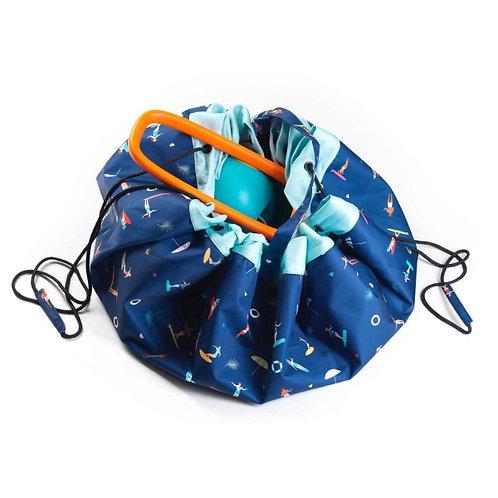 Outdoor storage bag surf
