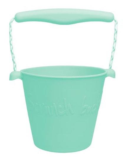 Scrunch Bucket-Mint