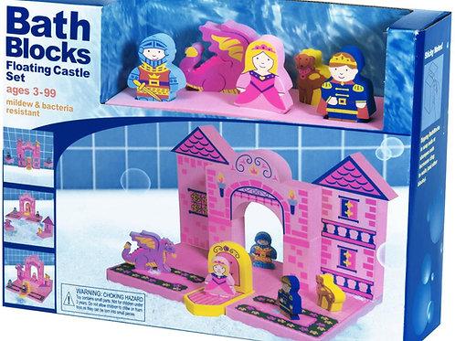 Bath Blocks - Floating castle