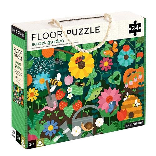 Secret Garden 24-Piece Floor Puzzle