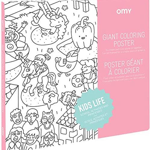 OMY -Kids Life poster