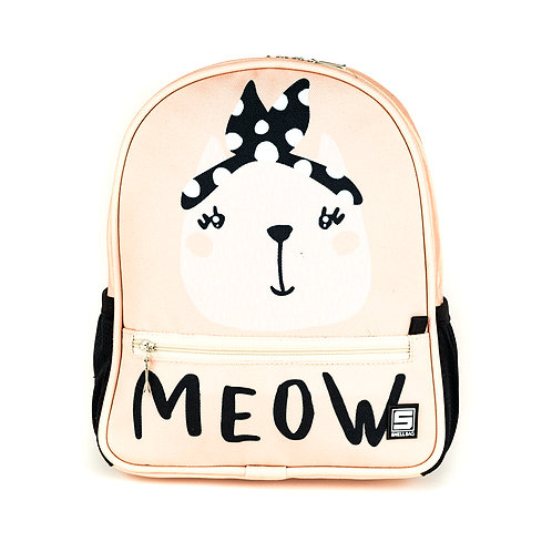 Pre-school backpack - Pin Up Cat