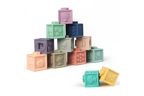 My First Learning Cubes