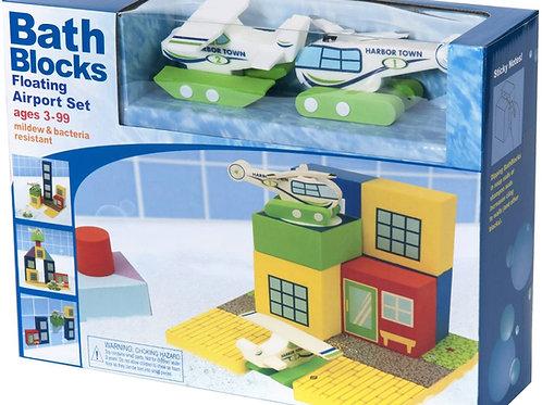 Bath Blocks - Floating airport
