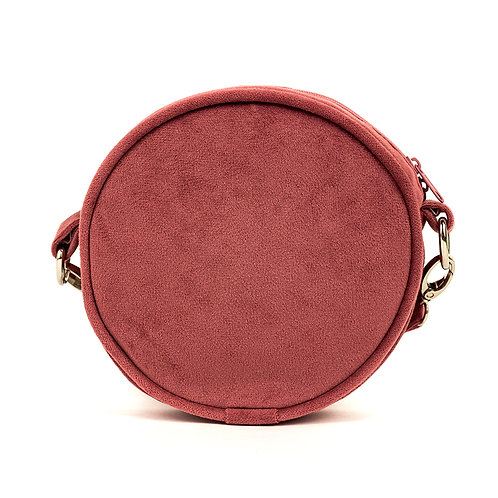 Canteen bag - Dusty rose