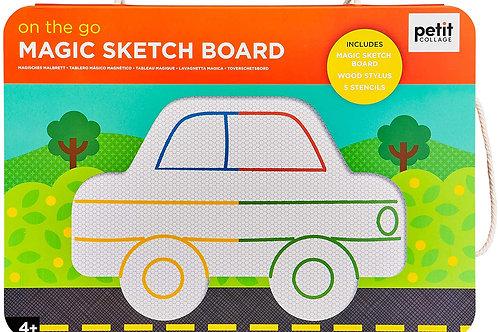 On the go - Magic Sketch Board