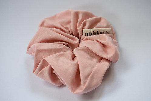 Scrunchie ''Dusty Pink''