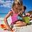 Thumbnail: Duukies Beachsocks-Poppy