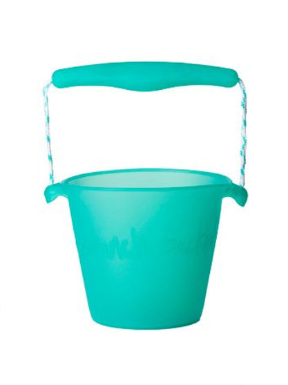 Scrunch Bucket- Teal
