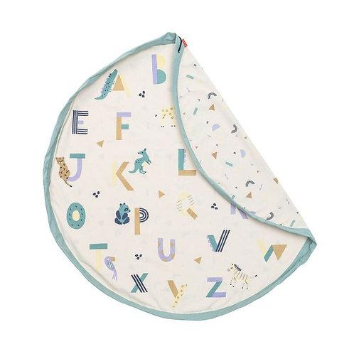 Animal Alphabet Toy Storage Bag