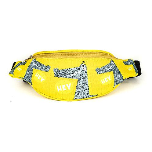 Mini hip bag - Hey Crocodile!