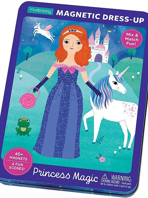 Princess Magnetic Dress Up