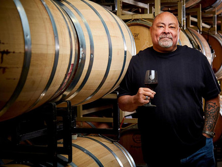 Less than 1% of US winemakers are Black, but efforts being made toward inclusion