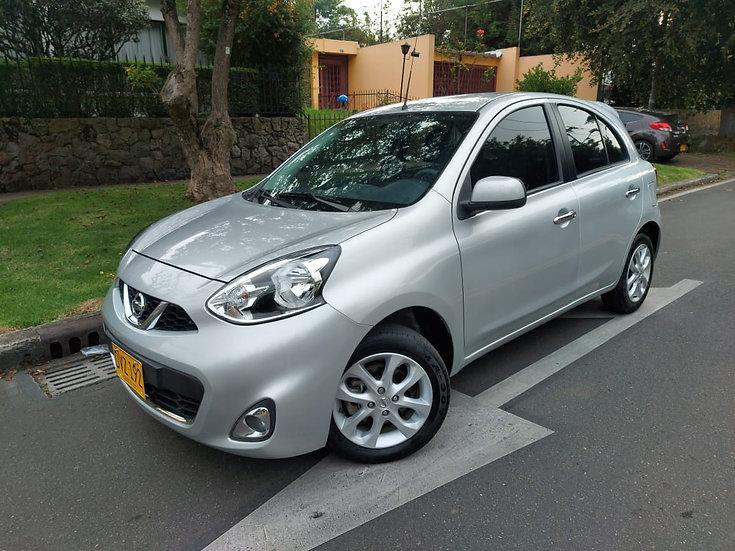 Nissan March 1.6 Advance