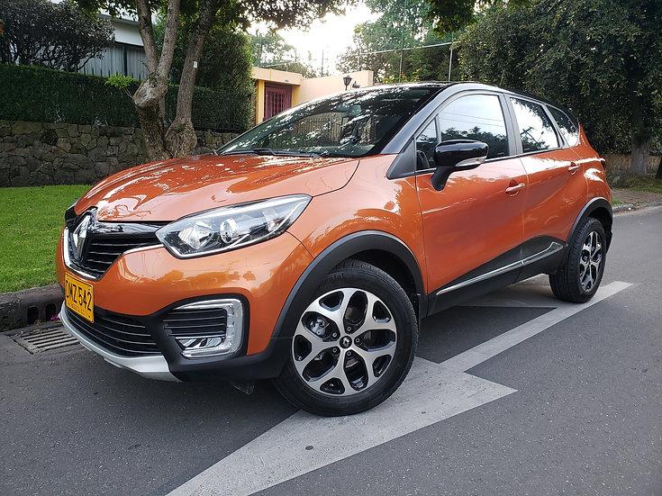 Renault Capture Intense At Bicolor Techo Fe