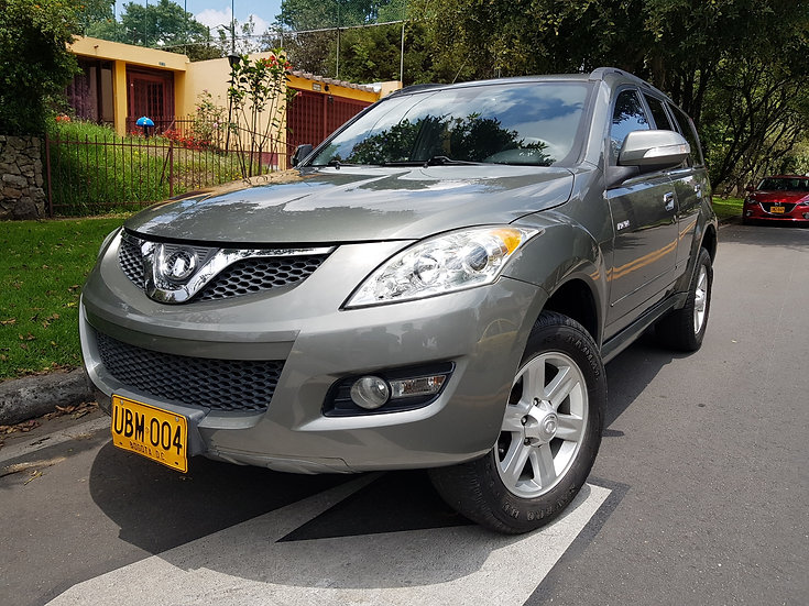 GREAT WALL HAVAL H5 MT