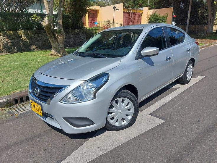Nissan Versa Sense At 1.6cc