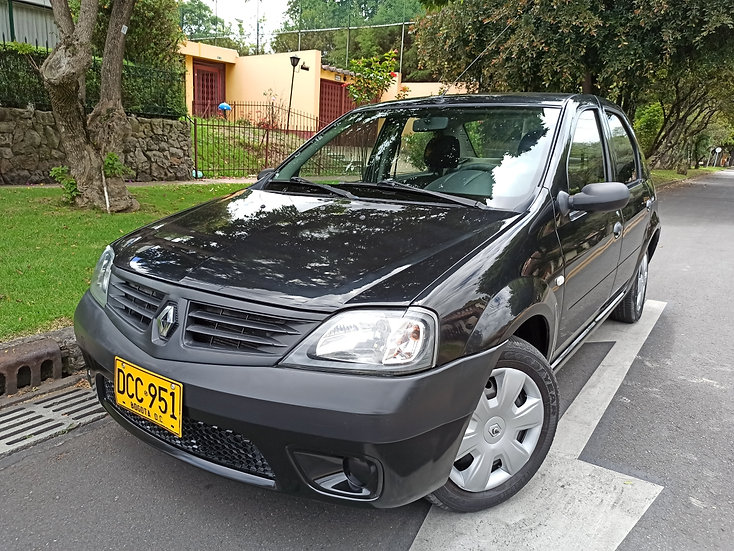 Renault Logan Familier Mt Aa
