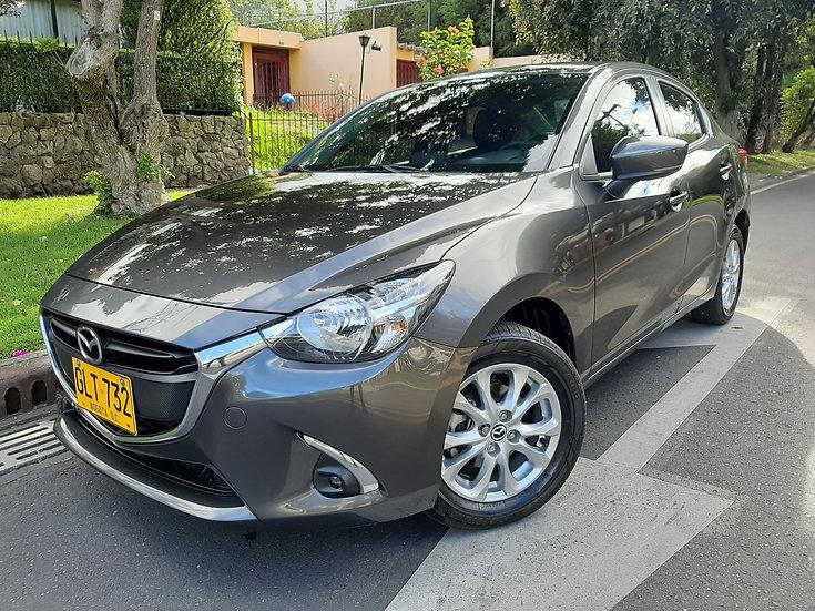 Mazda 2 Touring Sedan At 1500 Cc
