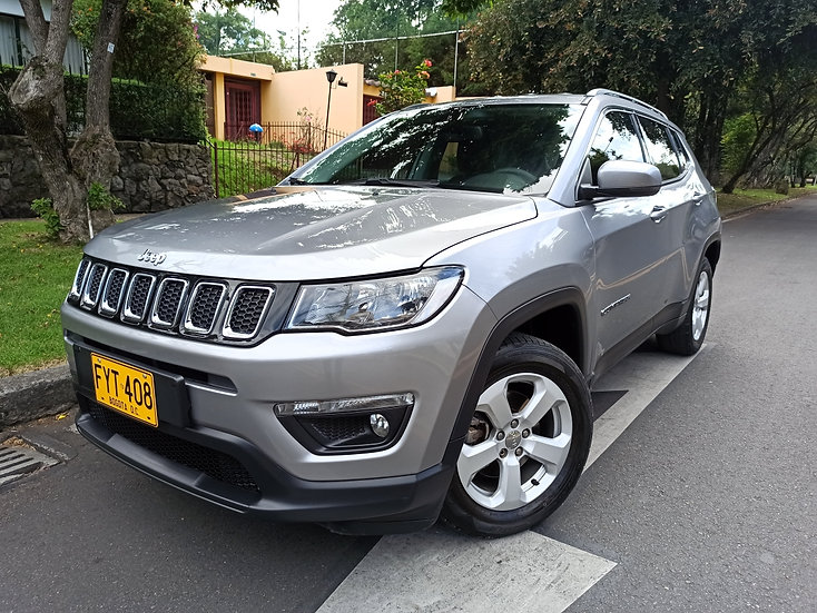 JEEP COMPASS LONGITUDE  AT 4X2 FULL EQUIPO