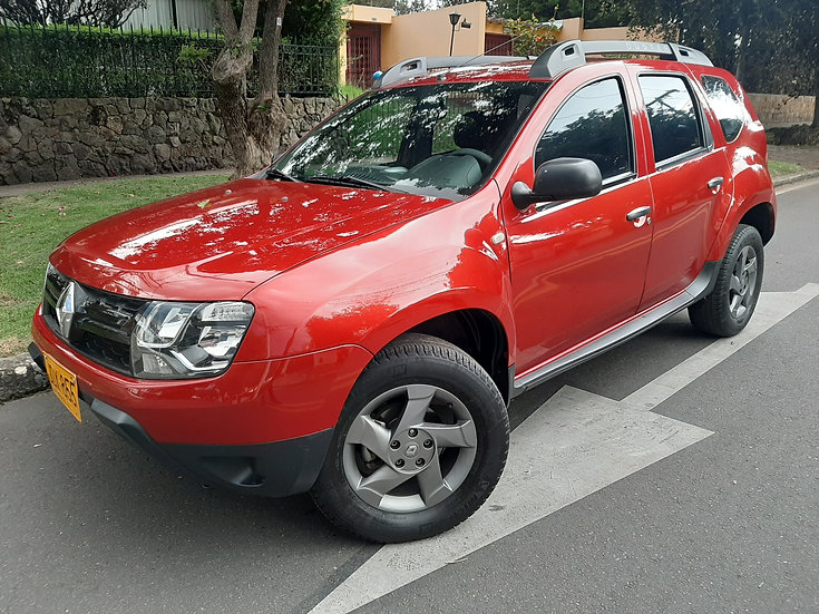 Renault Duster Expression 1600cc Mt