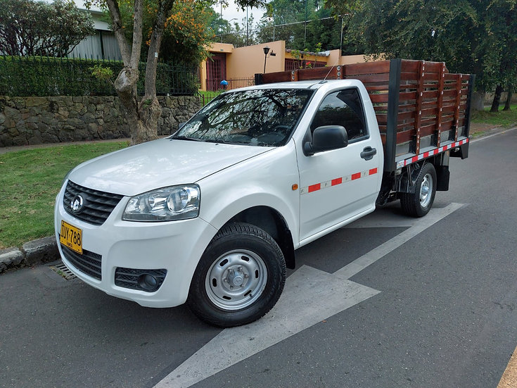 Great Wall Wingle Estacas Mt 2.2cc 4x2