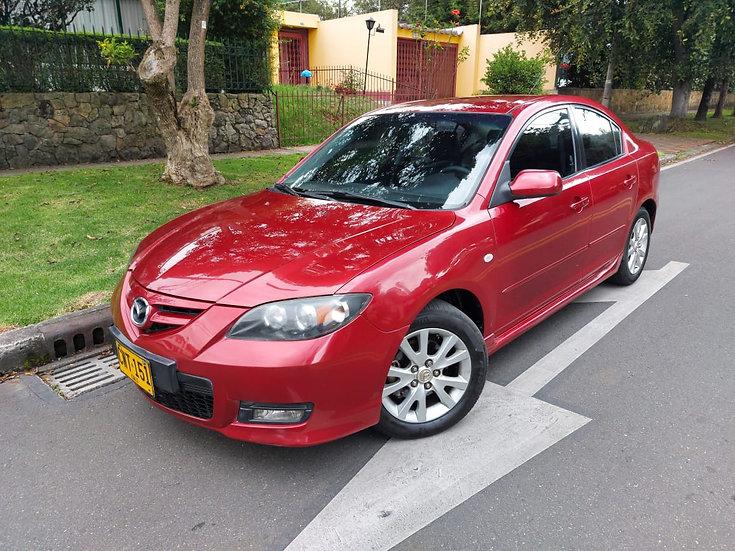 Mazda 3 At 2.0 Cuero Full Equipo
