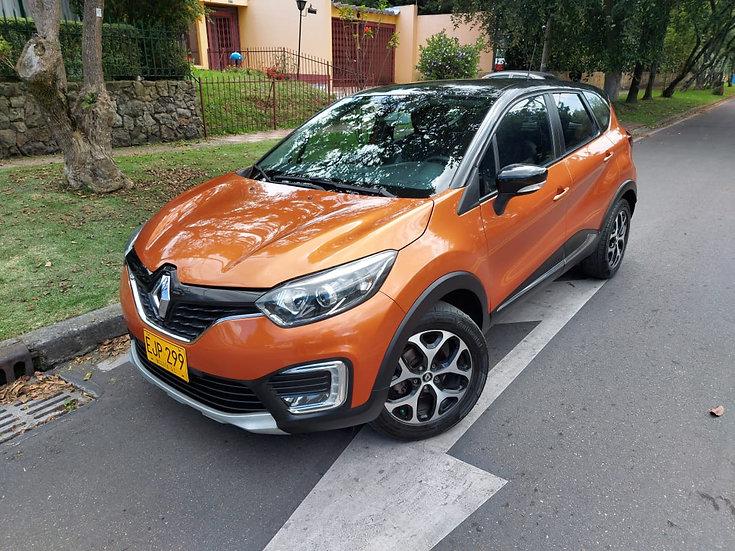 Renault Captur Intense At 2.0cc