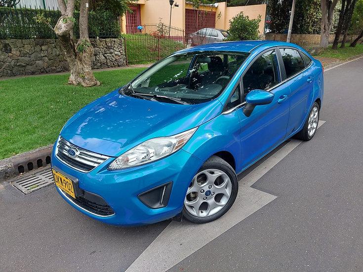 Ford Fiesta Se Mt 1.6