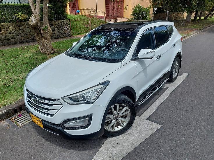 Hyundai Santa Fe Gls At 2.4cc 4x4