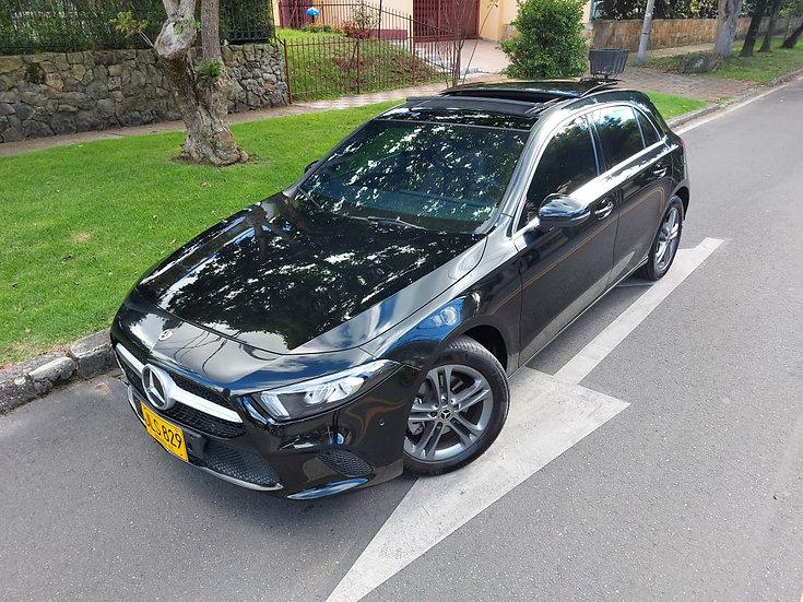 Mercedes A200 At 1.600 T Cuero Techo