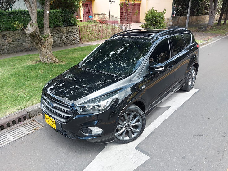 Ford Escape St Line 4x4 At 2.0 T