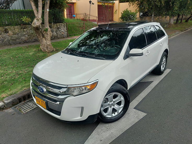 Ford Edge Limited At 4x4 3.500cc