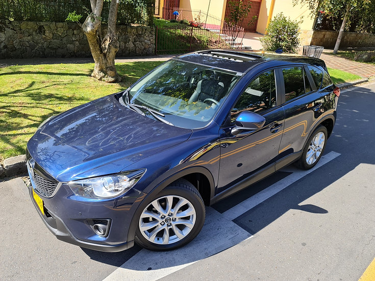 Mazda Cx5 Grand Touring LX Full Equipo 4x4 2500 Cc Sun Roof Sky