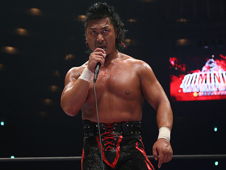 Wrestler of the Year Candidate 9