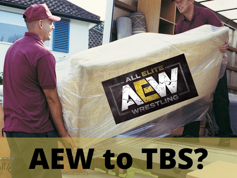 AEW to TBS – is it the right move?