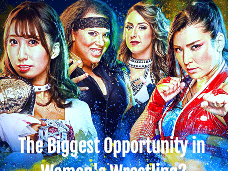 CPWM #2 - The AEW Women's Division - The Biggest Opportunity in Women's Wrestling?