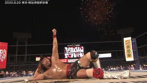 NJPW - Power Rankings - Post Summer Struggle