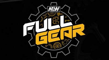 Ranking the Builds to Each AEW Full Gear Match