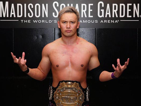 Wrestler of the Year Candidate 2