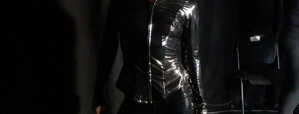 Maureen- Cat Suit